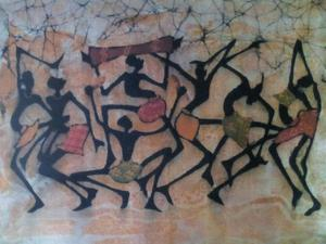 Obra de Arte Del Norte de Africa