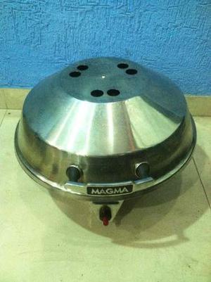 Parrillera Marina Para Lancha/yate Marca Magma Made In Usa