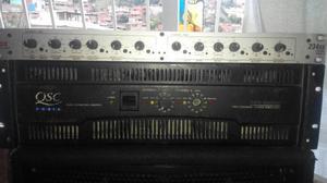 Power Amplificador Qsc