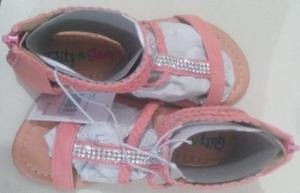 Sandalias Niñas Nuevas Importadas
