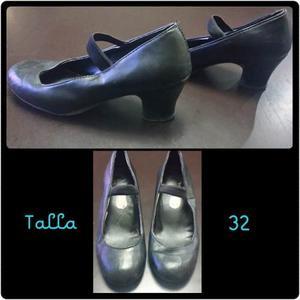 Zapato (tacones) Para Bailar Flamenco