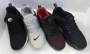 Zapatos Deportivos Nike Air Presto Para Caballero,4