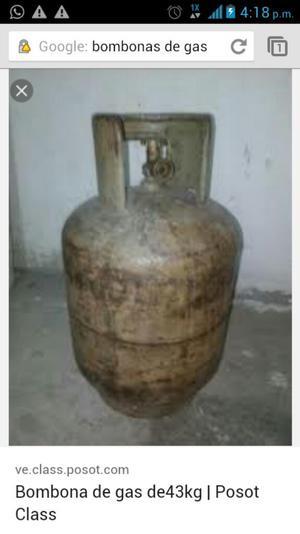 Bonbona de Gas de 10 Kilos