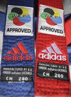 Cintorones Adidas Elite Aprovados Por Wkf