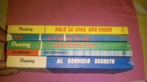 Colección Libros James Bond Oferta