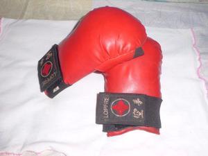 Guantes De Karate Lopfre Original