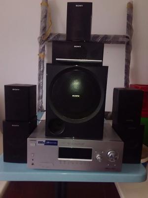 Home Theater Con Amplificador  W Marca Sony
