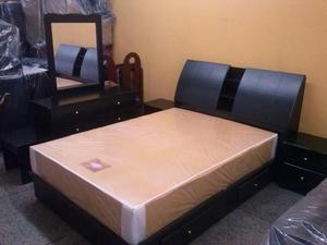 Juegos de cuartos matrimonial y individuales posot class for Precio de dormitorios completos