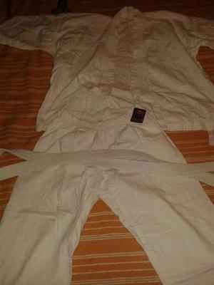 Kimono De Judo Talla 12 Usado En Buen Estado