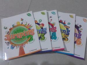 Libros De Ingles Jumpin De 1ero A 6to Grado Edit. Richmond