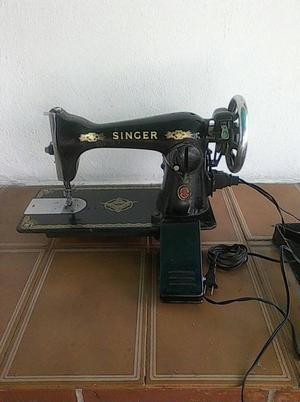 Vendo maquina de coser singer negrita de mesa posot class - Mesa maquina coser singer ...