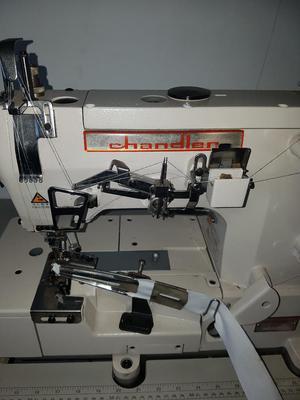 Maquina Collaretera Industrial