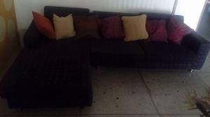 Muebles Modular Tipo L con silla