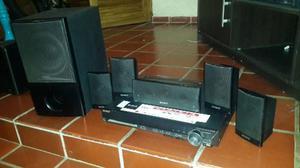 Se Vende Home Theatre Sony De 850 Watt..5.1 Hd...