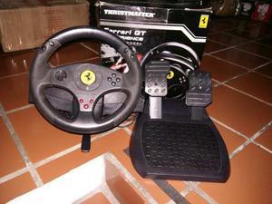Simulador De Manejo Para Ps3 Y Pc Ferrari Gt Experience