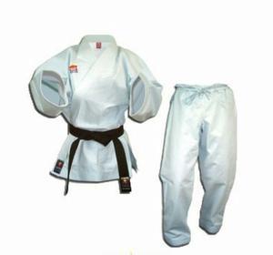 Uniforme Kimono Karate Bushido Campaña Tallas 4-5-6