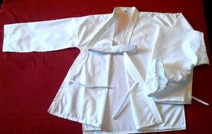 Uniformes Para Karate Marca Dragones- Para Infantiles