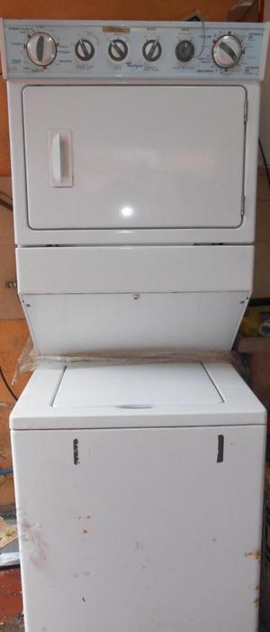 bella lavadora y secadora morocha marca whirlpool
