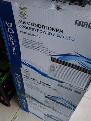 Aire Acondicionado De Ventana Daewoo Electronic 5mil Btu