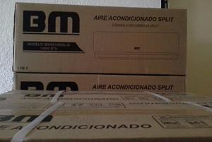 Aire Acondicionado Mini Split btu Bm Consola Decorativa