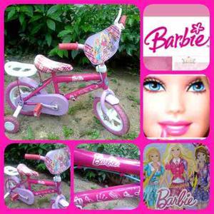 Bicicleta Barbie Rin 12 (ubicada En La Guaira. Vargas)