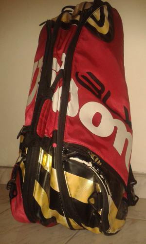 Bolso Wilson Para Raquetas De Tenis (usado)