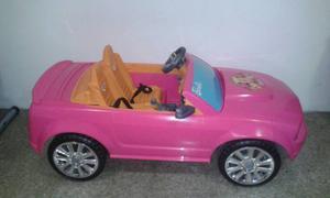 Carro Mustang Barbie Fisher Price En Excelente Estado
