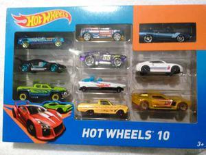 Carros Hot Whells 10