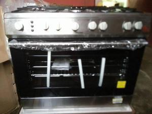 Hermosa cocina de 5 hornillas a estrenar posot class for Cocina 06 hornillas