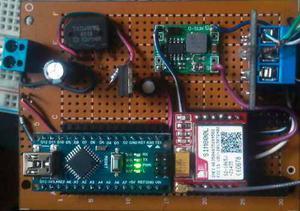 Combo Módulo Sim800l Gsm Arduino