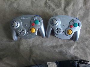 Controles Inalanbrico Sin Receptor De Nintendo Gamecube
