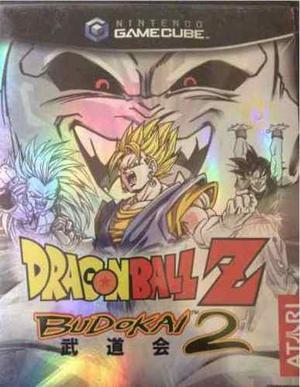 Dragon Ball Budokai 2 Nintendo Gamecube. Original Con Manual