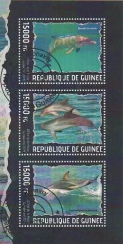 Guinea  Delfines # Michel  # Yvert