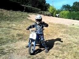 Moto Eléctrica Para Niño Racer 250