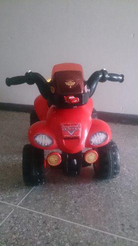 Moto Para Niños Cars