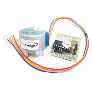 Motor Paso A Paso 28byj-48 5v + Driver Uln Cnc Arduino