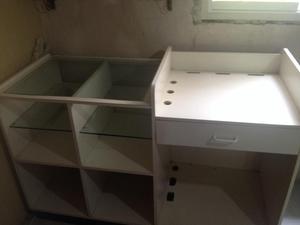 Mueble caja para negocio posot class for Mueble caja registradora
