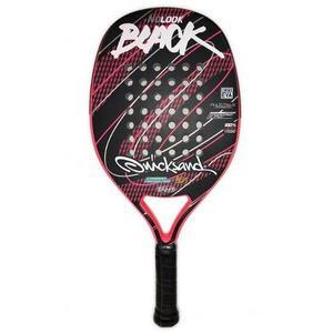 Raqueta Tenis De Playa Beach Tennis Quicksand Black