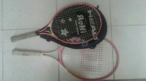 Raquetas De Tenis Para Niñas De 21 Y 25 Pulgadas
