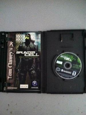 Splinter Cell Para Nintendo Gamecube