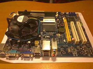 Tarjeta Madre Foxconn G41md Dual Core E De 3.06 Ddr3 2gb