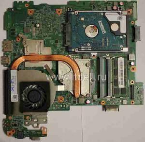 Tarjeta Madre Laptop Dell Inspiron M