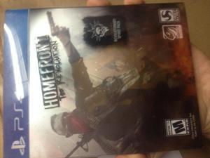 juego ps4 Homefront the revolutions edicion especial