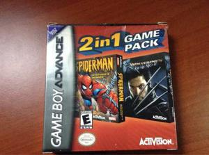 2 In 1 Game Pack