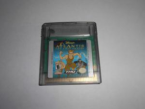 Atlantis: The Lost Empire. Original. Game Boy Advance
