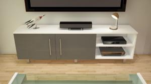 Centro De Entretenimiento, Mueble Para Tv Modernos