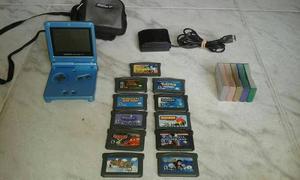 Combo De Game Boy Advance Sp