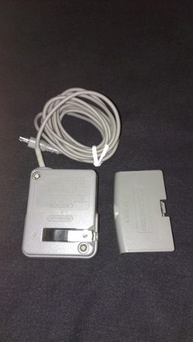 Game Boy Advance Adaptador Original De Corriente