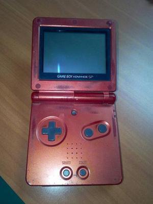 Game Boy Advance Sp + 1 Juego