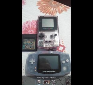Game Boy Color Y Advance
